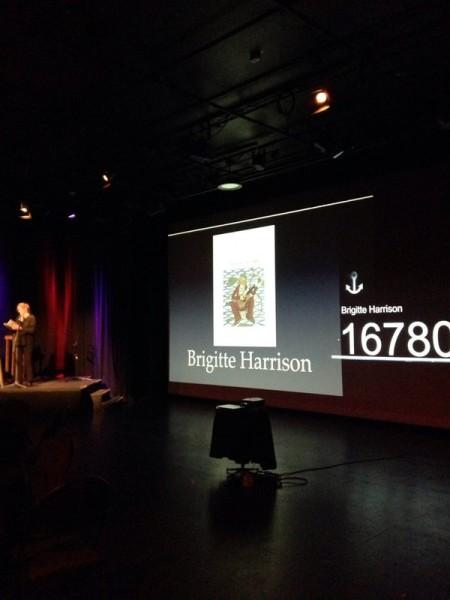 Brigitte Harrison